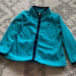 Oshkosh Fleece Jacket sz 4T